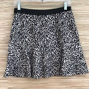 Ark & Co. Jacquard Mini Skirt